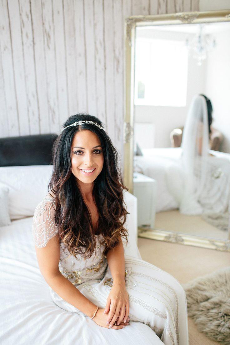 Brautschleier offene haare  7 besten Frisur Bilder auf Pinterest | Offene haare, Abschluss und ...