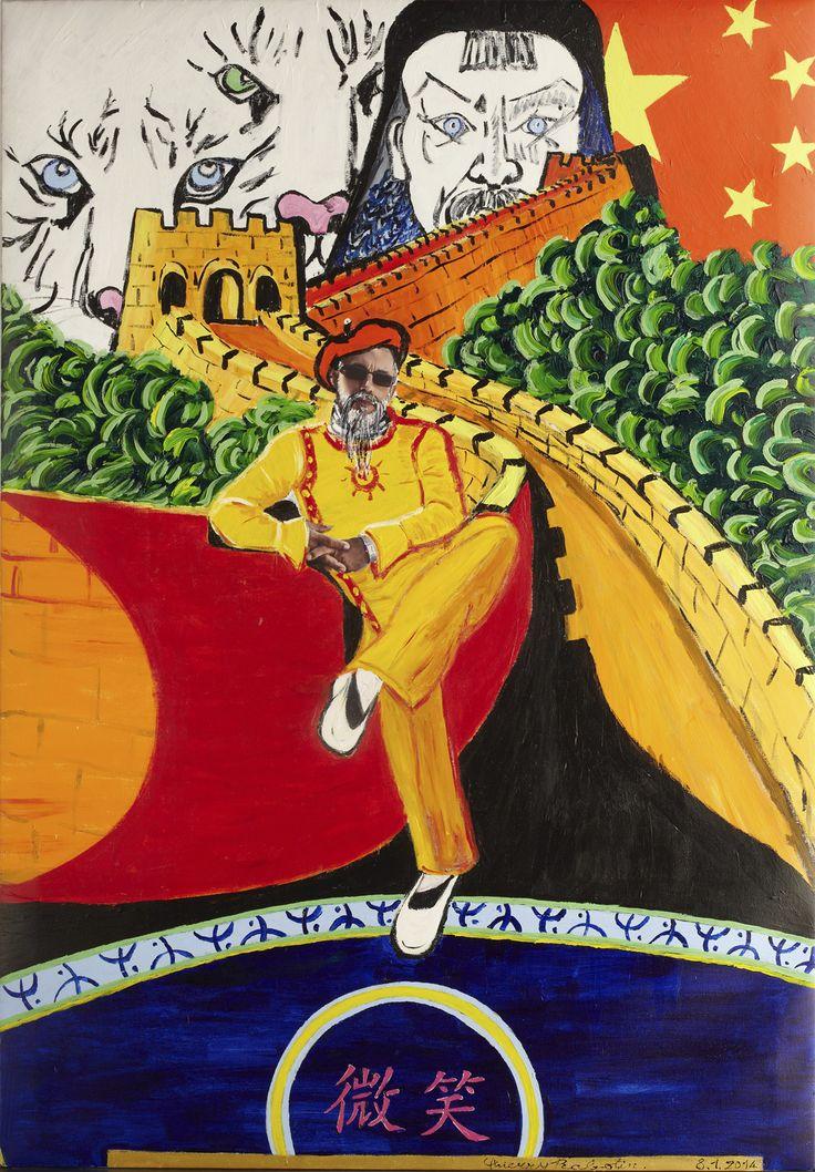 Thierry Rabotin - Espoir chinois 2014