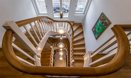 53 best Treppen Ideen images on Pinterest Staircase ideas - exklusives treppen design