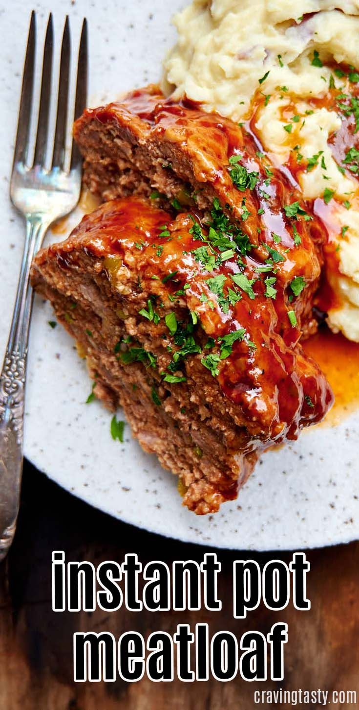 Instant Pot Meatloaf Best Pork Recipe Good Meatloaf Recipe Meatloaf