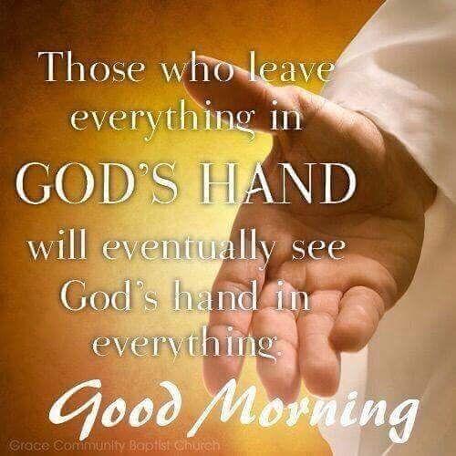 Good Morning Church. #happythursday #goodmorning