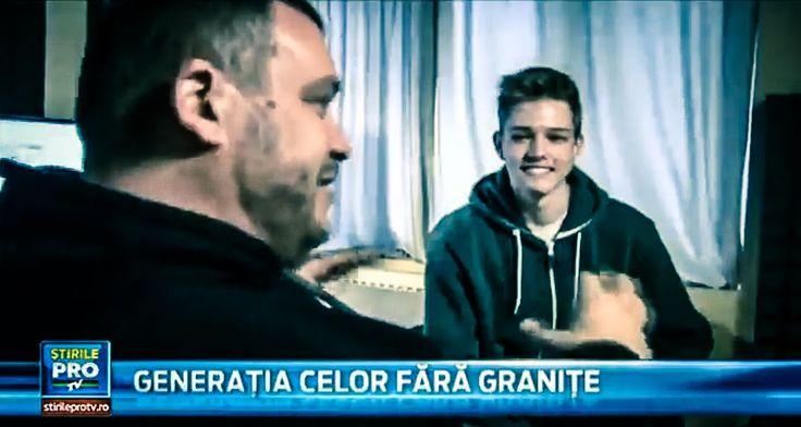 """Generatia celor fara granite"" ProTV / 1 Decembrie / B.U.G. Mafia"
