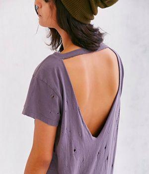 100 Best T Shirt Cutting Designs Images On Pinterest Diy