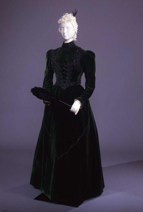 Dress1890sCollection Galleria del Costume di Palazzo Pitti