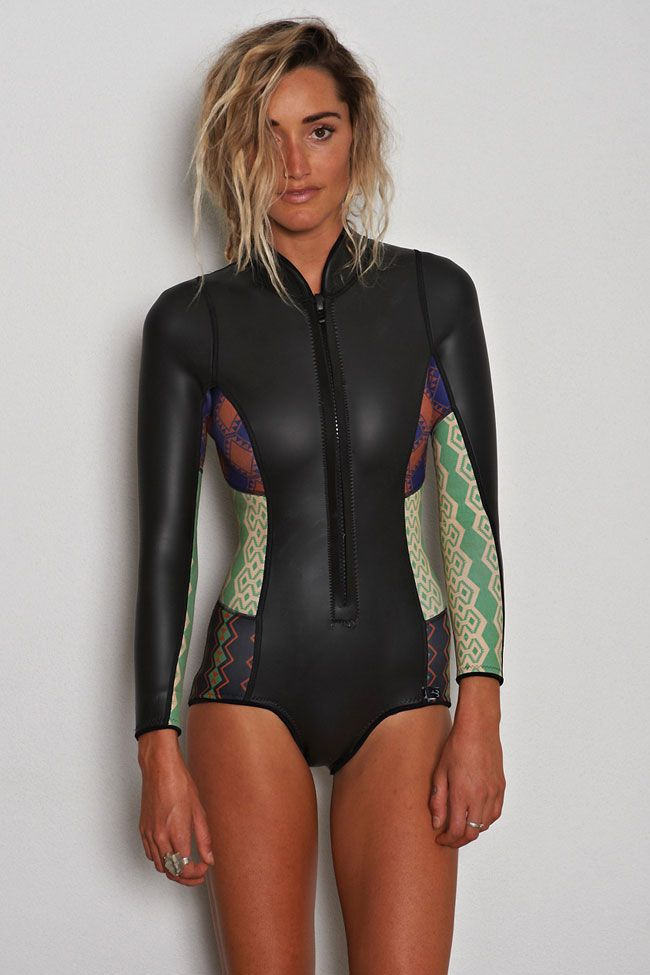 Surprisingly, there aren't many Aussie surf brands around designing wetsuits like Tallow. The ladies behind this Byron Bay-based label tailor their collections to stylish surfer babes who are looking for suits that don't just fit great, but reflect their style too. This season, Tallow pay homage to the tribal trend with African-print wetsuits in an array of summer [...]