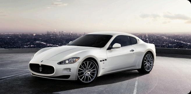 #Maserati GranTurismo S