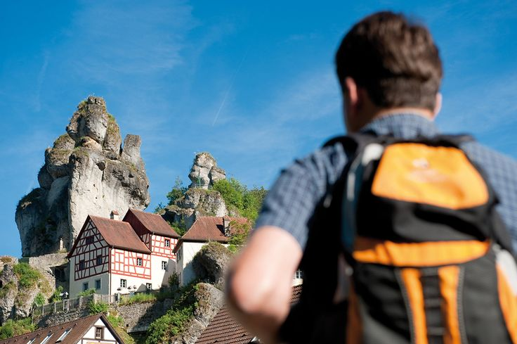 Der #Frankenweg – vom Rennsteig zur Schwäbischen Alb: www.hikeandbike.de