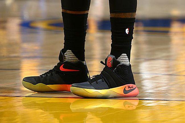 """Kyrie Irving's """"Game 5"""" Edition Nike KYRIE 2 - EU Kicks: Sneaker Magazine"""