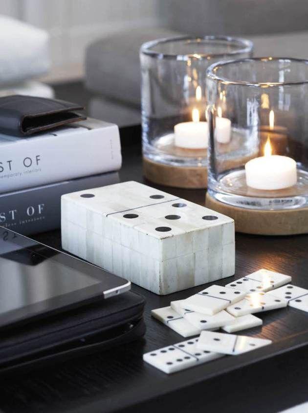 Coffee table styling ideas by Myra Madeleine