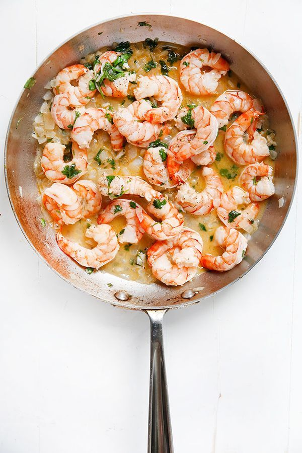 Tequila Lime Shrimp | Lexi's Clean Kitchen