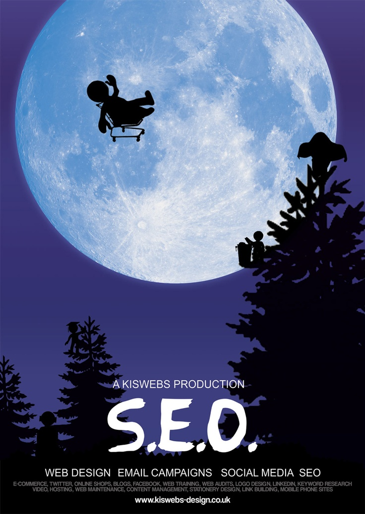 Shoppers Earth Orbit - SEO - or Search Engine Optimisation. For SEO go Home