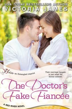 ❤ The Doctor's Fake Fiancée by @VicJames101 ❤ Another great read by Victoria James! http://www.entangledpublishing.com/the-doctors-fake-fiancee/