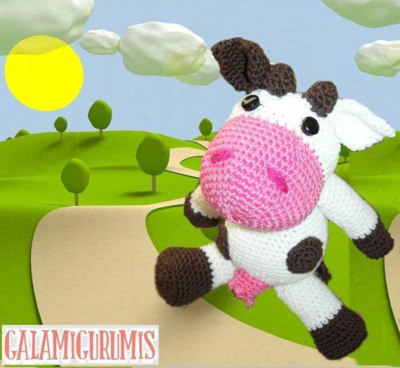 Resultado de imagen para amigurumi patrones gratis animales