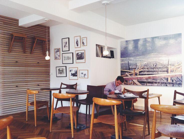 La Craba, micro roaster and coffee shop, Århus