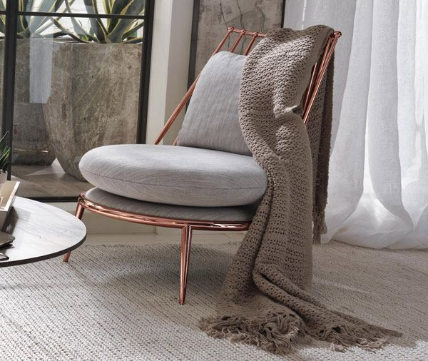 AURORA armchair/ Property Furniture