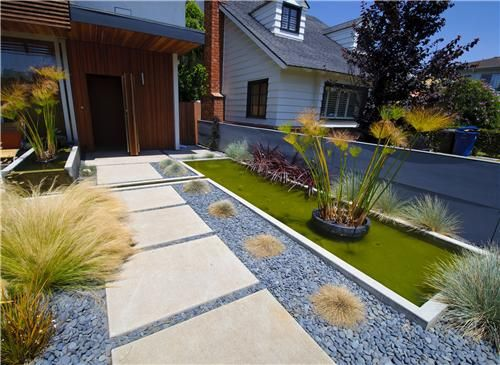 Modern Front Yard Landscaping 1000+ images about front yard design on pinterest