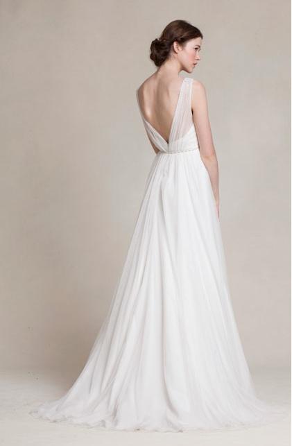 Jenny Yoo 'Magnolia' available at Savvy Brides. http://savvybrides.com.au/jenny-yoo-magnolia-a-line-tulle-ivory-all-sizes