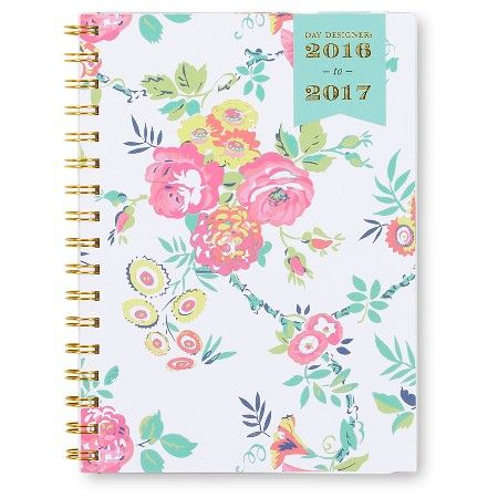 """Day Designer Weekly/Monthly Planner, 2016-2017, 168pgs, 5.5"""" x 8.5"""" - Multicolor : Target"""