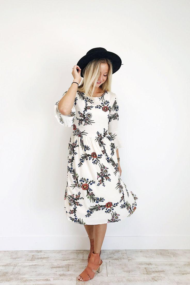 Floral Dress | ROOLEE