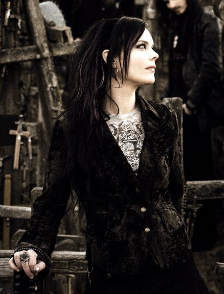 Anette Olzon Fomer Lead singer for Nightwish and my favorite the group has had