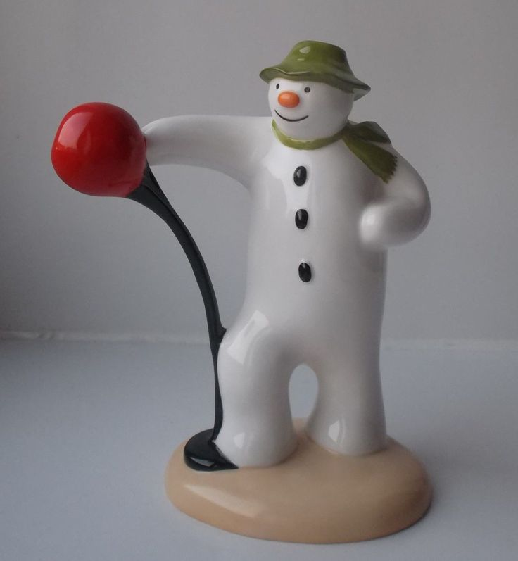 Boxed Limited Edition Coalport Snowman Figure Its a Knockout, £33.99 http://www.ebay.co.uk/itm/Boxed-Limited-Edition-Coalport-Snowman-Figure-Its-a-Knockout-/261824043886