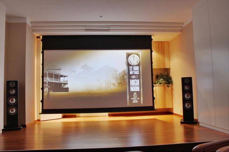 ber ideen zu heimkino auf pinterest heimkino. Black Bedroom Furniture Sets. Home Design Ideas
