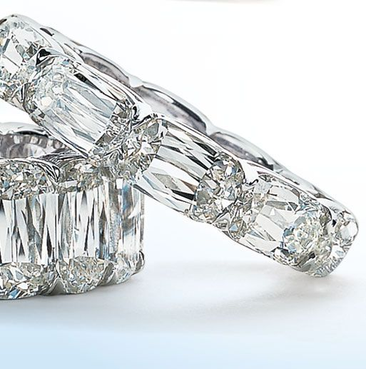 Ashoka cut Diamonds. Sooooo amazing.
