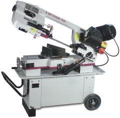 Optimum S 181 G Şerit Testere Makinası (Sulu Kesim)