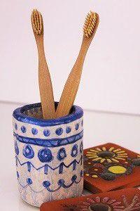 Bambus Zahnbürste 2.0 - mittelhart