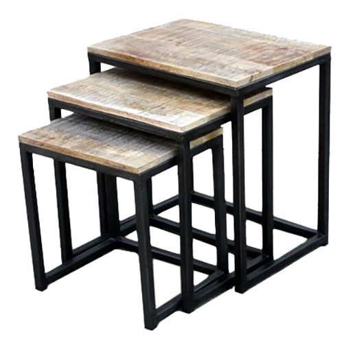 TABLE GIGOGNE ENSEMBLE | Code BMR : 058-6351
