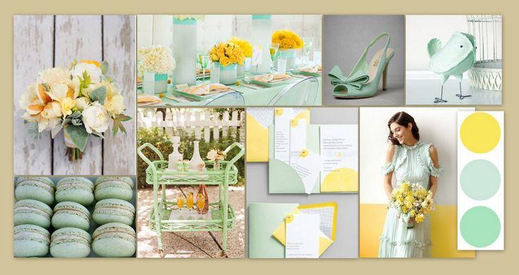 Κίτρινο & Μέντα - Dreams In Style