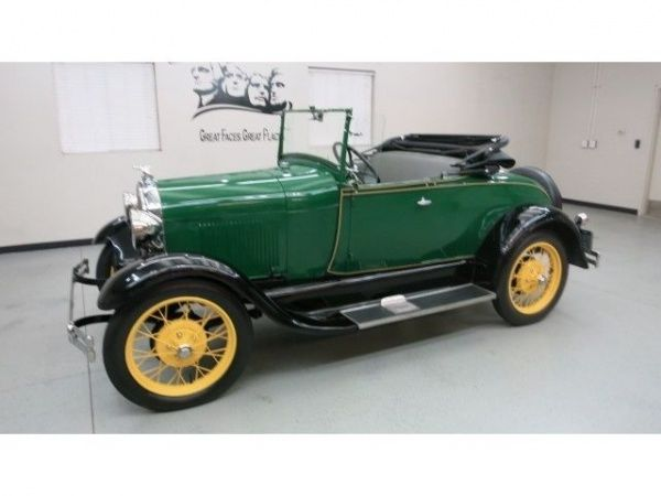 Ford Model A Fenders : Ford model a roadster in