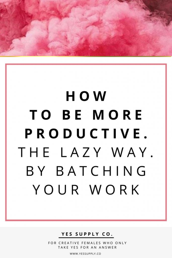 HOW TO CREATE A POWERFUL PRODUCTIVITY SCHEDULE TO GET THE MOST OUT OF YOUR TIME? Increase Your Hustle with Ways to Work Smart & Healthy , Think Creative things and Organize. Be more productive and make the most of your time in any given day . These tips will help you kick your laziness and start being more productive! For more info mak sure to Go check www.yessupply.co
