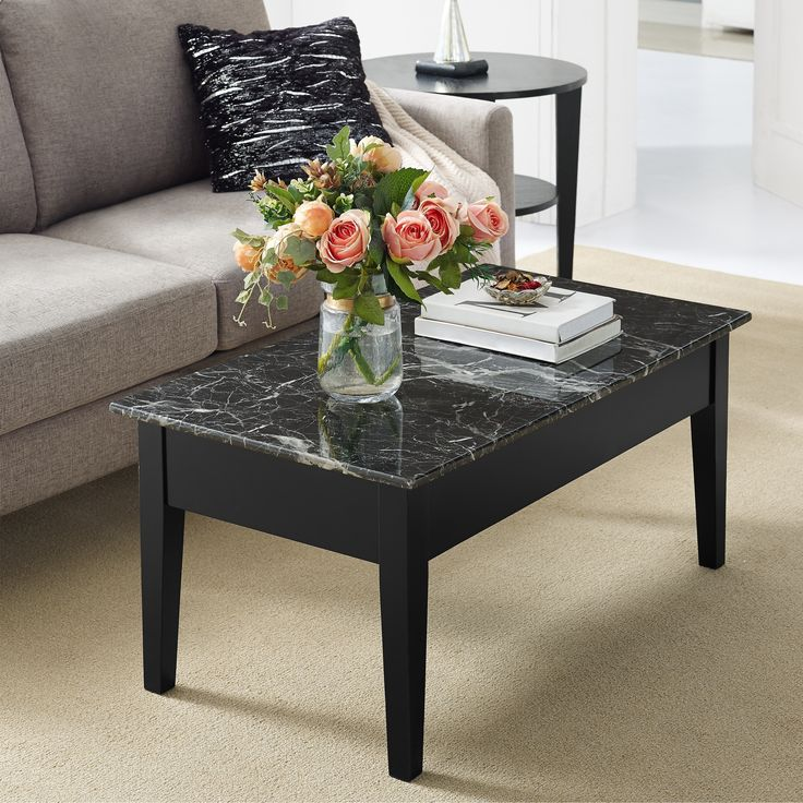 Dorel Asia Faux Marble Lift Top Coffee Table Espresso: Best 25+ Marble Top Coffee Table Ideas On Pinterest