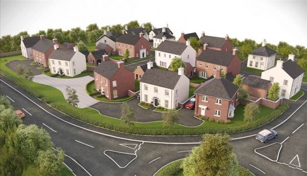 Temple Hall, Templepatrick #templepatrick #northernireland #forsale #buynow #newhomes #newbuilds #newdevelopment #propertynewsni #propertynews