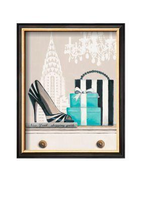 Art.com  Fabulous New York City Framed Art Print - Online Only