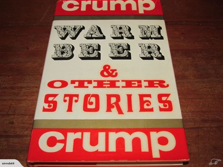 "Barry Crump Warm Beer & Other Stories ""First"" 