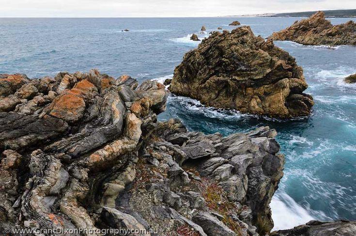 image of Tarkine coast rock island 1