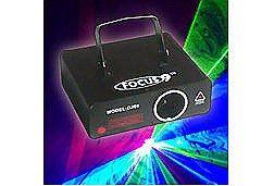 Focus9 DJ09 RGB DMX Laser Light Fixture - 450 Mw
