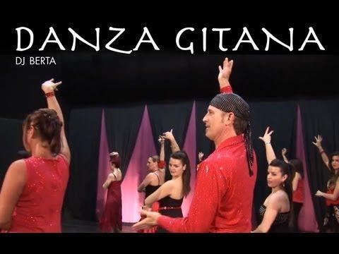 danza gitana dj.Berta - YouTube