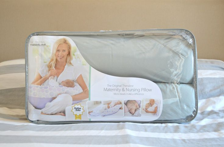 Theraline Maternity & Nursing Pillow Review   Sophie Ella and Me