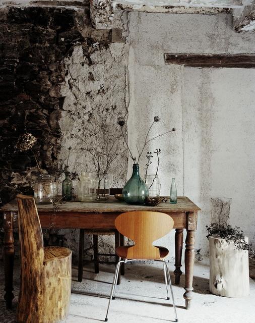 Andrea Brugi atelier en Toscane