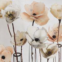 Paper flowers. So cute. Rachel Heckley DIY und Kunsthandwerk