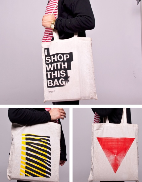 i shop with this bag :)