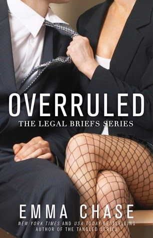 Rookie Romance: Review: Overruled by Emma Chase