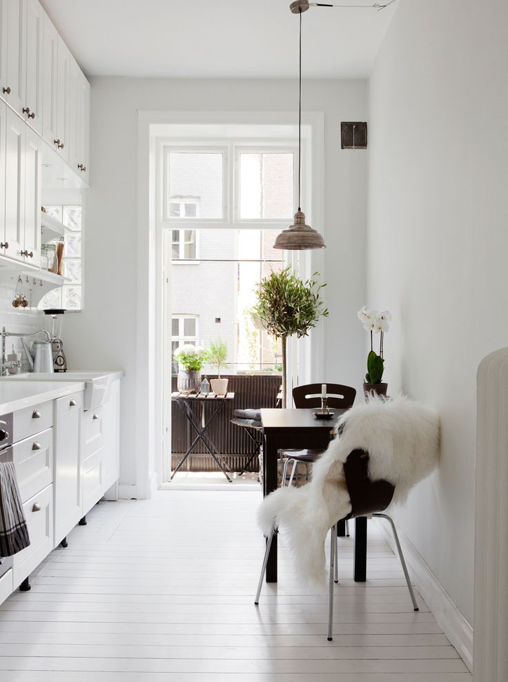 Chic in its simplicity