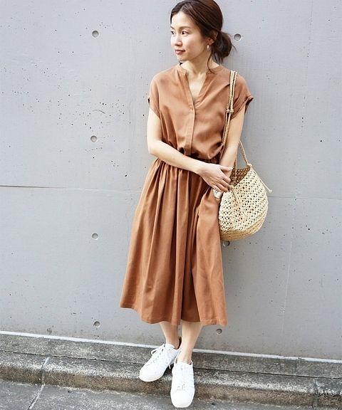 スキッパーシャツワンピース|ファッション通販ベイクルーズストア(BAYCREW'S STORE)