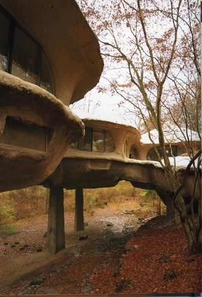 50 Stunning Homes Built Into Nature