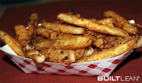 easy low carb jicama fries