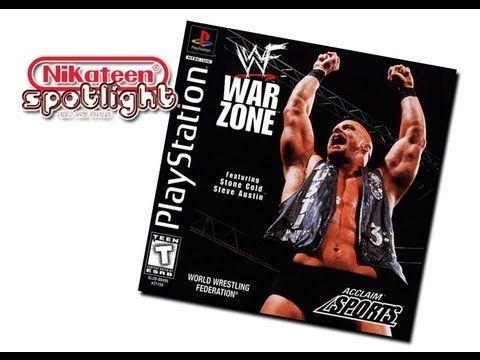 News Videos & more -  the best video game Videos on youtube - Spotlight Video Game Reviews - WWF War Zone (Playstation) #Video #Games #Youtube #Videos #Music #Videos #News Check more at http://rockstarseo.ca/the-best-video-game-videos-on-youtube-spotlight-video-game-reviews-wwf-war-zone-playstation-video-games-youtube-videos/